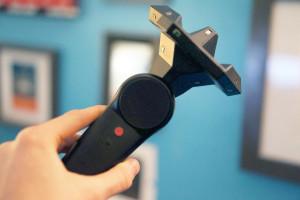 Eerste VR controller voor de Vive